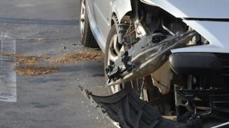 Две катастрофи с пияни шофьори в Кърджалийско само за денонощие