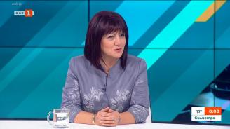 Цвета Караянчева: Очертава се кампания на общи приказки и нападки