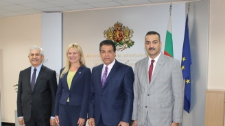 България и Ирак активизират диалога за нова сесия на Българо-иракската междуправителствена комисия