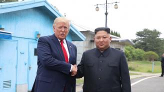 Тръмп е готов за нова среща с Ким Чен-ун