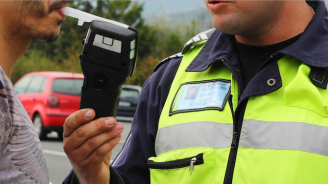 Спипаха шофьор да кара с 3,47 промила алкохол в Шумен