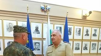Боцев: Българската армия обича смелите си и достойни воини