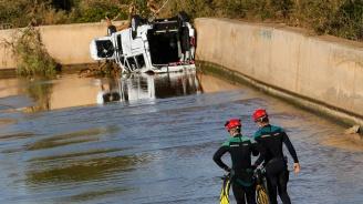 5 са жертвите на наводненията в Испания