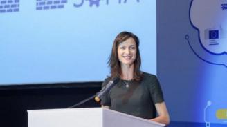 Мария Габриел: Радвам се, че България е домакин на най-голямото състезание за млади учени