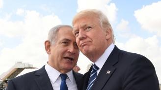 Тръмп обсъди възможен отбранителен договор с израелския премиер