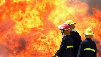 Пожар в старчески дом, има загинал