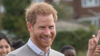 Принц Хари навърши 35 години