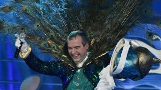 """Иван Звездев е първият разкрит в шоуто """"Маскираният певец"""""""