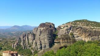 Турист падна в пропаст в планината Олимп и загина