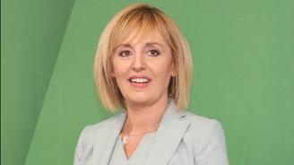 Мая Манолова ще обсъжда с десни партии гражданска платформа за управление на София