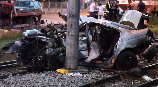 16 души са пострадали при катастрофи в страната през изминалото