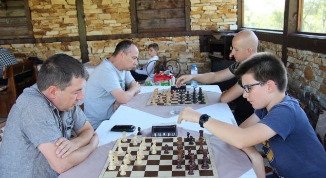 В събота се проведе вторият открит турнир по шахмат в