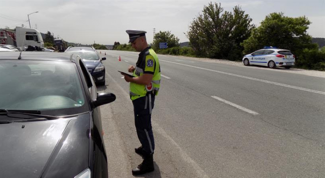 Пътна полиция започна спецоперация в цялата страна
