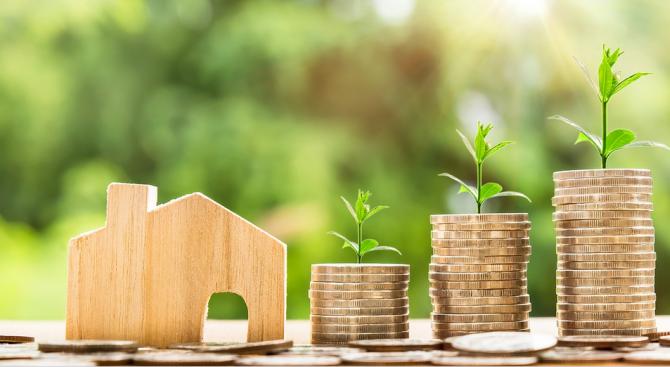 Вноските по ипотечния кредит представляват сериозно перо в бюджета на