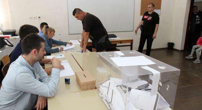 ВМРО и НФСБ ще се явят заедно в коалиция на