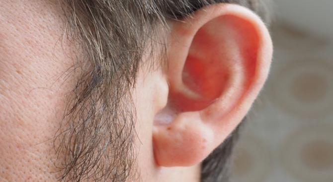 Диагностицирането на инфекции на средното ухо до голяма степен е
