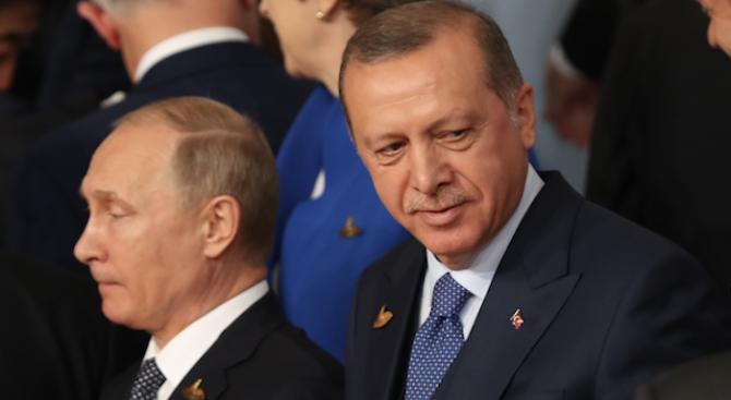В Анкара започна тристранната среща на върха за Сирия