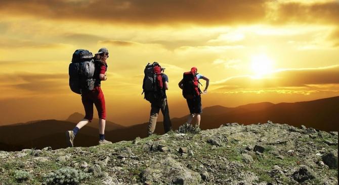 Добри са условията за туризъм в планините. Това съобщават от