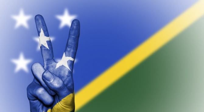 Китай приветства решението на Соломоновите острови да скъсат отношенията си с Тайван