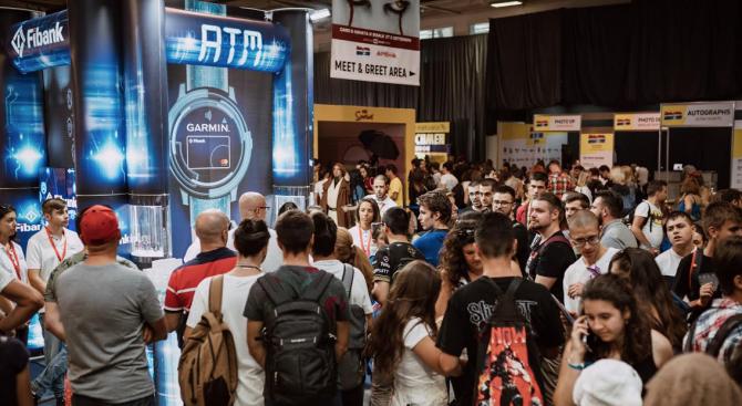 """Най-голямото младежко събитие в България """"Aniventure Comic Con 2019"""" се"""