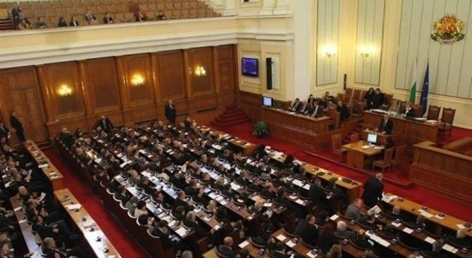 Парламентът прие на първо четене промени в Закона за борба