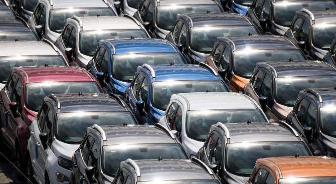 През август 2019 година регистрацията на нови автомобили в Европейския