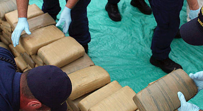 Снимка: Косовски албанец е заловен с 11 кг хероин