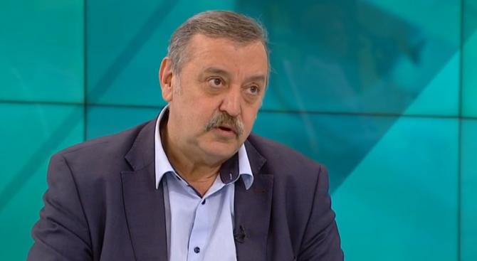 Проф. Кантарджиев: Проблемът с морбили е най-голям в София