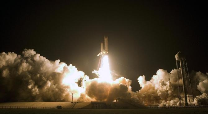 Китай изведе в орбита пет космически апарата за дистанционно сондиране на Земята