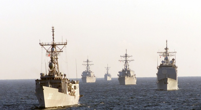 Ирак няма да се присъедини към международната военноморска мисия за