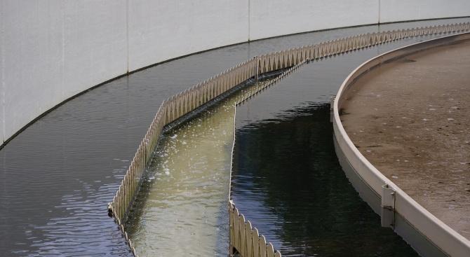 Пречиствателна станция за отпадъчни води на стойност повече от 18