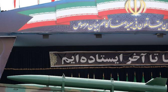 Висш командир на Корпуса на гвардейците на ислямската революция заяви