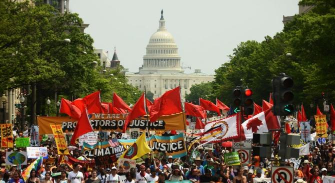 Повече от 600 демонстрации са планирани в САЩ на 20