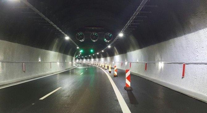 Катастрофа при тунел ''Железница'' затруднява движението