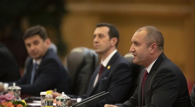 Президентът Румен Радев ще бъде на работно посещение в Ню