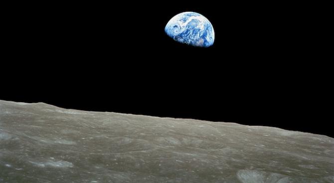 НАСА съобщи в своя сайт, че е приключил монтажът на