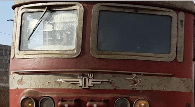 Бързият влак № 8651 от София за Варна престоя 175