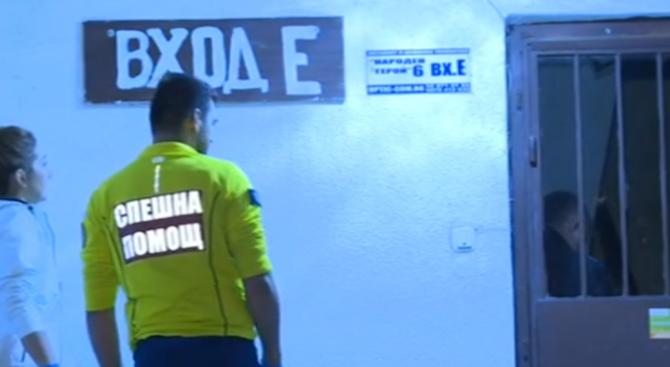 Мъж се барикадира в дома си в ''Овча Купел'' в София и стреля