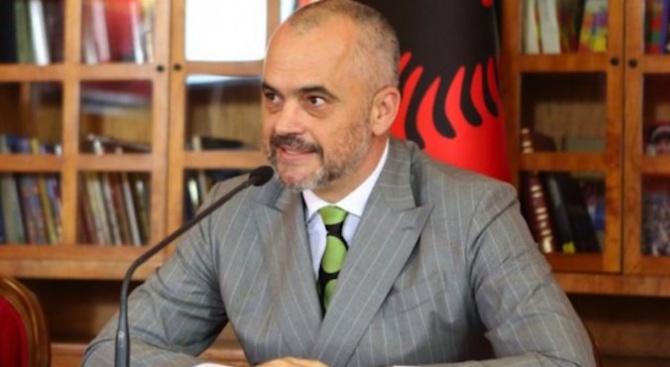 Еди Рама отмени пътуването си за Общото събрание на ООН заради земетресението в Албания