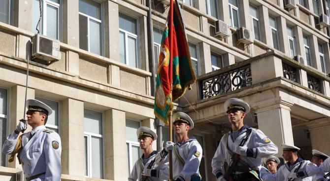 Варна отбеляза Независимостта на България
