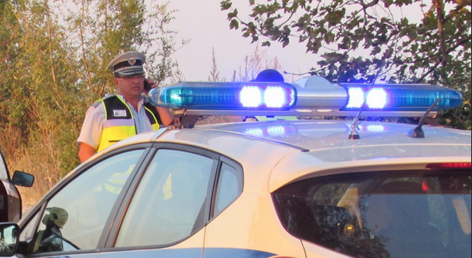 Мъж загина при катастрофа на входа на София, на виадукта