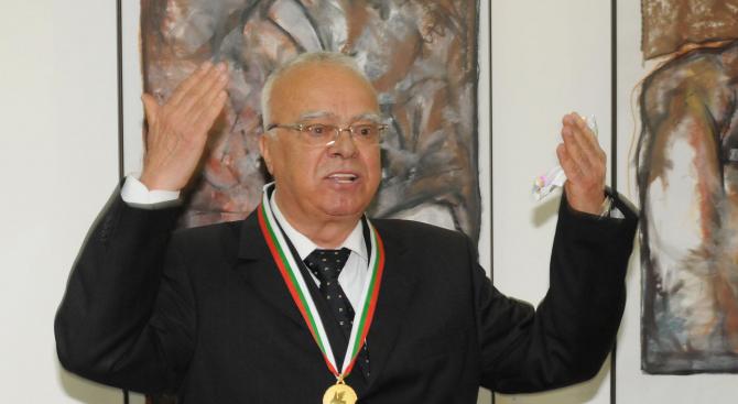 Почина проф. Юлиан Вучков