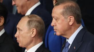 Ердоган, Путин и Рохани се събират в Анкара