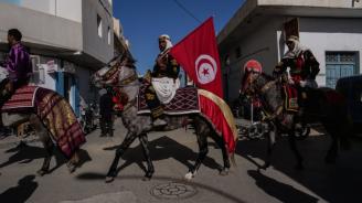 Избирателната активност в Тунис е била около 45%