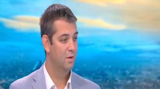 Димитър Делчев: Пожелавам успех на Зеленогорски. Манолова е човекът, който може да промени управлението на София