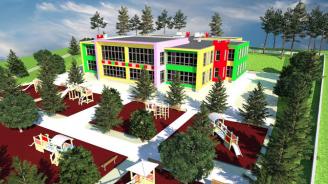 Започна строителството на нова детска градина във Велико Търново