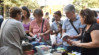 """Кампанията """"Стара хартия за нова книга"""" в столицата спази 313 дървета от изсичане"""