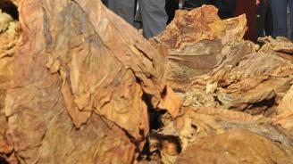 Иззеха 200 кг нелегален тютюнпри полицейска акция в Сливен