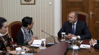България и Индонезия ще разширят двустранния обмен в информационните технологии, образованието и туризма