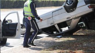 Двама пострадаха при катастрофа край Варна